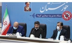 استاندار خوزستان :سلامت مردم اولویت اول و اصلی است