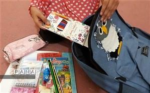 اهدای بسته های نوشت افزاری به 1500 دانش آموز منطقه بام وصفی آباد