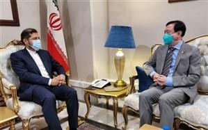 سفیر چین در ایران: مایلیم آشنایی بین مردم دو کشور را تقویت کنیم