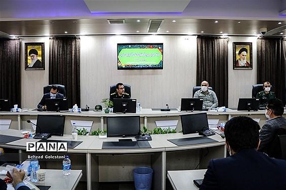 جلسه هماهنگی بسیج فرهنگیان آذربایجان غربی