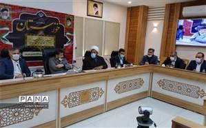 برگزاری نشست بررسی مشکلات بخش جایزان شهرستان امیدیه