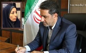 فریده مختاری رئیس اداره سلامت و تندرستی آموزش و پرورش شهرستانهای استان تهران شد