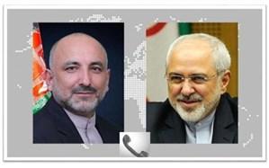 رایزنی ظریف با سرپرست وزارت خارجه افغانستان در مورد گفتگوهای بین الافغانی