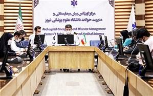10 الی 15 درصد تماسهای روزانه اورژانس تبریز مربوط به مزاحمتهای تلفنی است