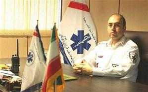 خدمت رسانی اورژانس گیلان با ۱۳۰ آمبولانس، یک بالگرد و کمبود نیروی انسانی