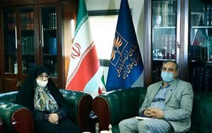 گسترش ارتباط بین کتابخانه ملی ایران با دانشگاه خوارزمی گامی موثر در مسیر دانش افزایی است
