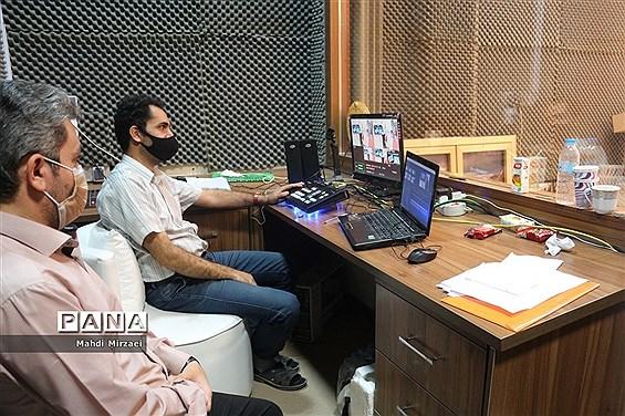 استودیو الفبای ادارهکل آموزش و پرورش استان همدان