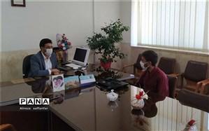 مدارس اردستان با رعایت پروتکل های بهداشتی آماده ارائه خدمات حضوری است
