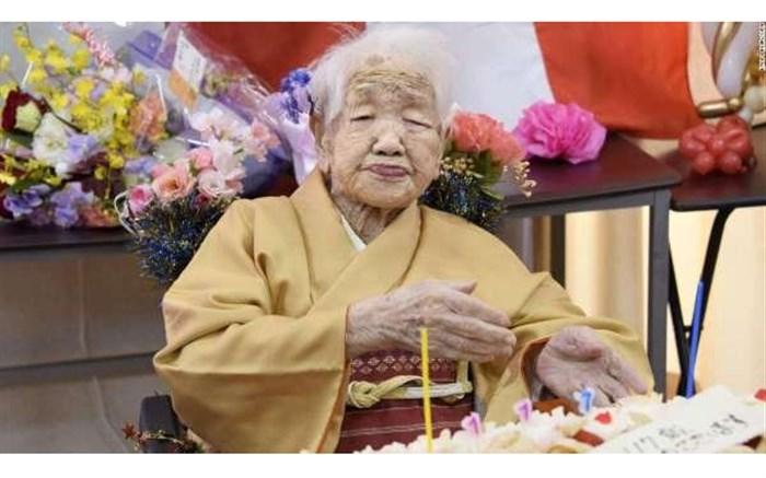 از هر ۱۵۰۰ نفر در ژاپن ۱ نفر بالای ۱۰۰ ساله است