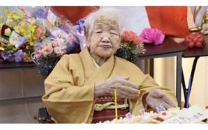 از هر ۱۵۰۰ نفر در ژاپن ۱ نفر بالای ۱۰۰ ساله است!