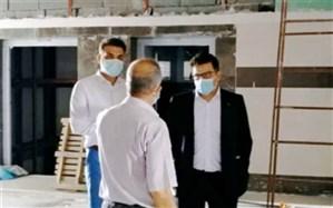 بیمارستان شهدای هستهای بوشهر در آستانه بهرهبرداری است