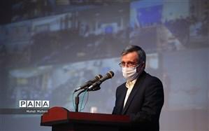 خاکی صدیق:  حرکت کشور با تمام مشکلات مدیون فعالیت دانشگاهها از جمله دانشگاه فرهنگیان و شهید رجایی است