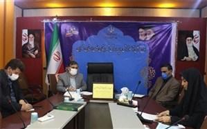 سومین  جلسه گروه بهبود کیفیت آموزشی در سواد آموزی برگزار شد