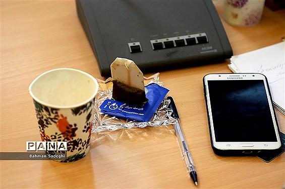 جلسه بررسی چالشهای صنعت چای کشور