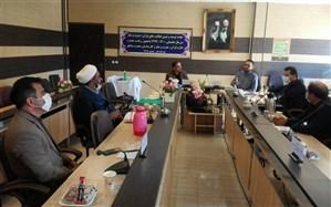 جلسه قطبی کارشناسان قرآن، عترت ونماز مناطق و نواحی برگزار شد