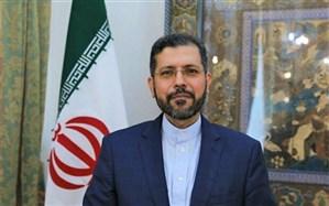 خطیب زاده: صلح و ثبات در منطقه همواره اولویت اصلی ایران است
