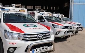 صدور مجوز واردات ۹۰۰دستگاه خودرو عملیاتی موردنیاز جمعیت هلال احمر
