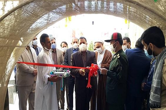 برپایی نمایشگاه هفته دفاع مقدس در ادارهکل آموزش و پرورش سیستان و بلوچستان
