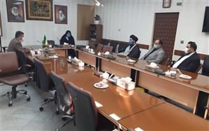 برگزاری نشست فاطمه سید مومن و رئیس کمیته امداد شمیرانات
