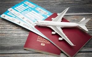 نرخ بلیت هواپیما به نرخ ارز و میزان تقاضای سفر بستگی دارد