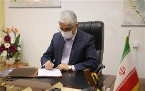 پیام مدیرکل آموزش و پرورش استان گیلان به مناسبت کسب رتبه های ممتاز کنکور سراسری 1399