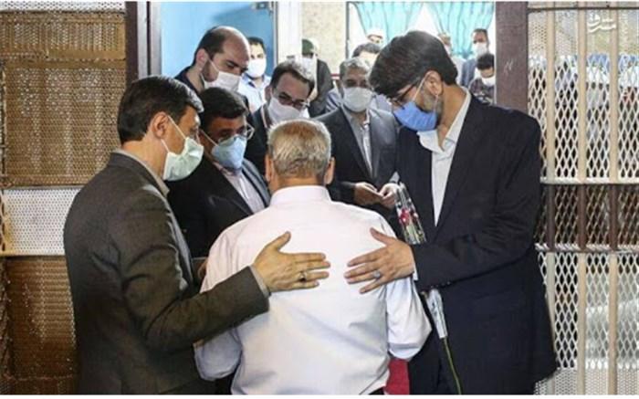 آزادی 100 محکوم مالی از زندان