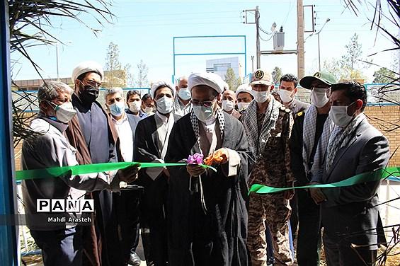 افتتاح نمایشگاه اقتدار40 شهرستان خوسف