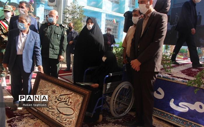 زنگ چهلمین سالگرد دفاع مقدس در استان اصفهان نواخته شد
