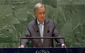 نشست مجمع عمومی سازمان ملل با سخنرانی «گوترش» آغاز شد