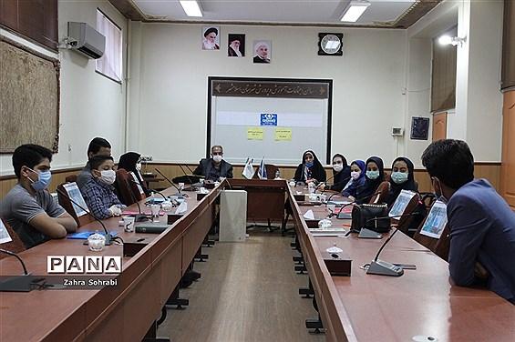 دوره آموزشی خبرنگاران پانا آموزش و پرورش اسلامشهردر سال تحصیلی1400-1399