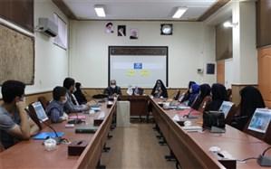 برگزاری دوره آموزشی خبرنگاران دانشآموزی پاناآموزش و پرورش اسلامشهر