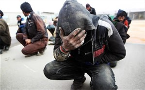 تداوم جمعآوری معتادان متجاهر در تهران