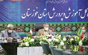 کاظمی مطرح کرد: توانمندی آموزش و پرورش خوزستان در حوزههای مختلف عملکردی
