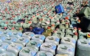 جلوگیری از خروج ۱۶۲ هزار لیتر سوخت قاچاق از مرزهای جنوب شرقی کشور