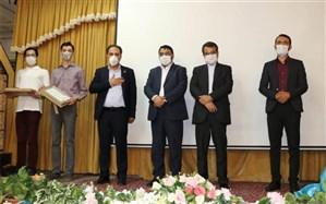 تقدیر از دانشآموزان مقامآور و برگزیدگان کنکور و المپیادهای علمی فارس
