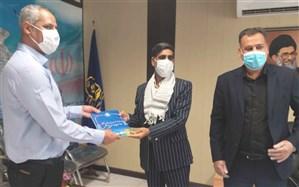 معاون پرورشی و فرهنگی اداره کل آموزش و پرورش استان هرمزگان از خبرنگاران پانا قدردانی کرد