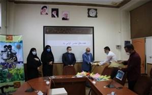 تجلیل از حماسهآفرینان هشت سال دفاع مقدس در آموزش و پرورش اسلامشهر