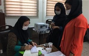 راه اندازی پایگاه انتخاب رشته کنکور در ناحیه دو شهر ری