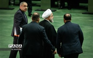 آیا روحانی به جلسه رای اعتماد مجلس به وزیر صمت میرود؟