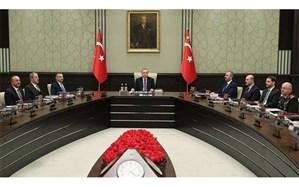 شورای امنیت ملی ترکیه درباره شرق مدیترانه؛ گفتگو را ترجیح می دهیم