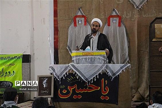 سیزدهمین نمازجمعه سال 1399 شهرستان خوسف استان خراسان جنوبی