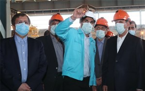 بازدید جهانگیری از بندر شهید رجایی؛ افتتاح ۱۲ پروژه دریایی و بندری