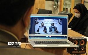 کاظمی: خلاقیت و ابتکارات سازمان دانشآموزی فارس همواره در کشور الگو بودهاست