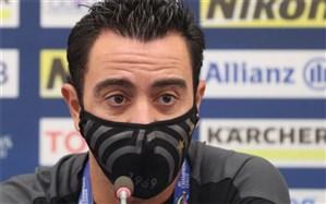 تمجید ویژه ژاوی از ایرانیها: پرشورترین مسابقات زندگی حرفهایام را مقابل پرسپولیس دیدهام