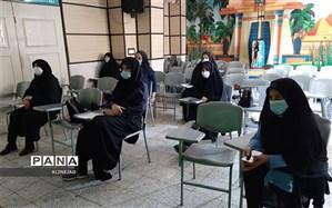 آموزش تولید محتوای قرآنی  ویژه فرهنگیان در دارالقرآن الکریم منطقه چهار