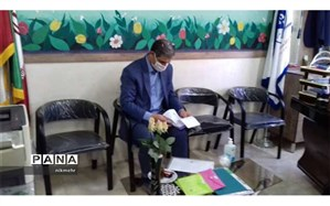 بازدید مدیر منطقه15 از مدارس منطقه