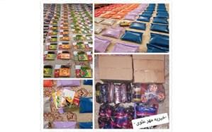 توزیع بیش از ۲۰۰ بسته نوشت افزار بین دانش آموزان نیازمند شهرستان نیشابور
