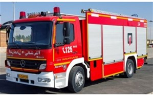انجام بیش از هزار و ۳۰۰ ماموریت در آتش نشانی بیرجند