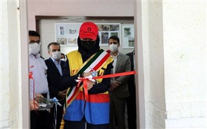 افتتاح رسمی رشته تحصیلی آتش نشانی در هنرستان کاردانش دخترانه ریحانه مشهد