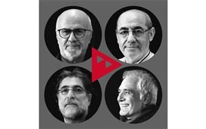 تبریزی، غریب پور، خلعتبری و کلاری دبیر  جشنواره هنر زنده است شدند